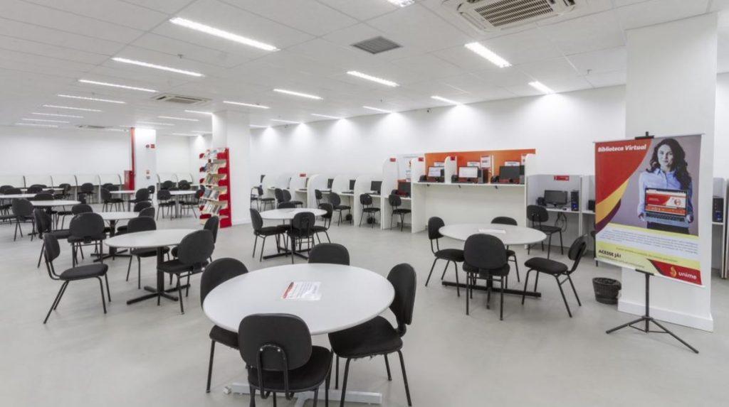 Sala de Estudos - Campus Paralela